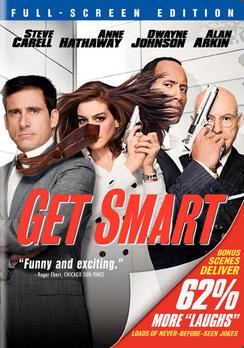 Get Smart - Full Screen - DVD - Used