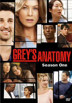 Grey's Anatomy: Season One - DVD - Used