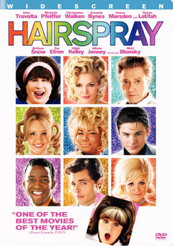 Hairspray - Widescreen - DVD - Used