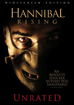 Hannibal Rising - Widescreen Unrated - DVD - Used