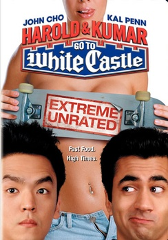 Harold & Kumar Go To White Castle - Unrated - DVD - Used