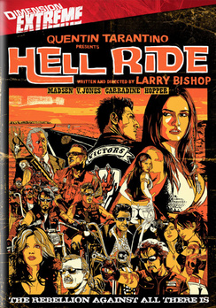 Hell Ride - Widescreen - DVD - Used