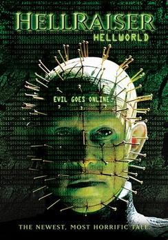 Hellraiser: Hellworld - DVD - Used