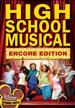 High School Musical - DVD - Used