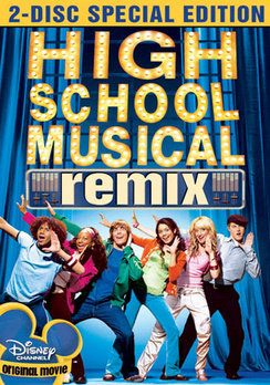 High School Musical - Special Edition - DVD - Used
