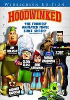 Hoodwinked - Widescreen - DVD - Used