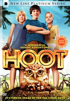 Hoot - Platinum Series - DVD - Used
