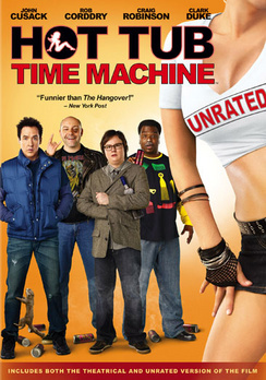 Hot Tub Time Machine - Widescreen - DVD - Used