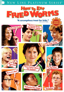 How to Eat Fried Worms - Platinum Series - DVD - Used