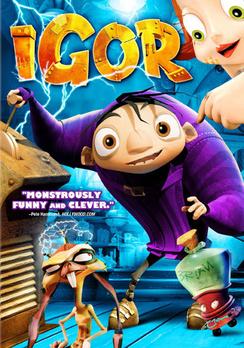 Igor - DVD - Used