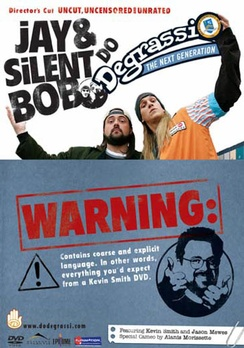 Jay & Silent Bob Do Degrassi The Next Generation - Unrated Director's Cut - DVD - Used
