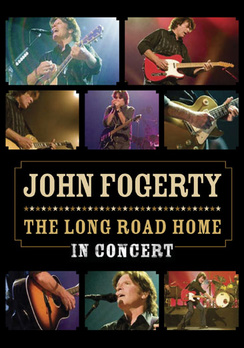 John Fogerty: The Long Road Home - DVD - Used