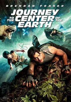 Journey to the Center of the Earth - DVD - Used