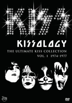 Kiss: Kissology Vol. 1: 1974-1977 - DVD - Used
