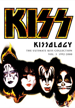 Kiss: Kissology Vol. 3 1992-2000 - DVD - Used