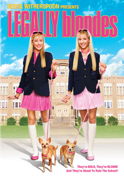 Legally Blondes - Widescreen - DVD - Used