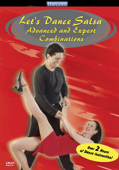 Let's Dance Salsa: Advanced & Expert Combinations - DVD - Used