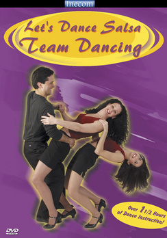 Let's Dance Salsa: Team Dancing - DVD - Used