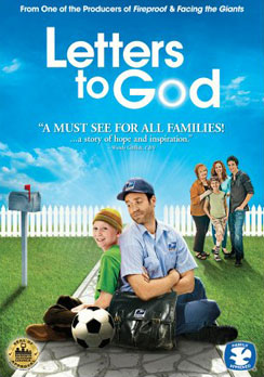 Letters to God - Widescreen - DVD - Used