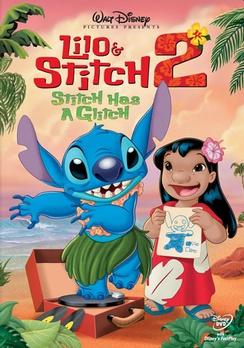 Lilo & Stitch 2: Stitch Has a Glitch - DVD - Used