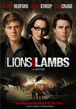 Lions for Lambs - Full Screen - DVD - Used