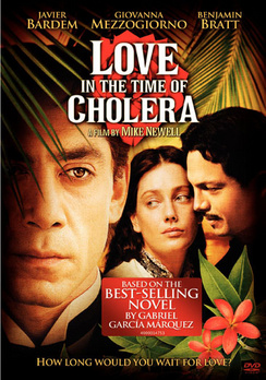 Love in the Time of Cholera - DVD - Used