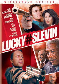 Lucky Number Slevin - Widescreen - DVD - Used