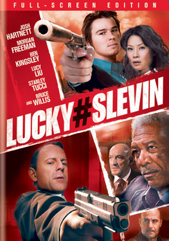 Lucky Number Slevin - Full Screen - DVD - Used