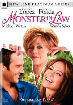 Monster-In-Law - Platinum Series - DVD - Used