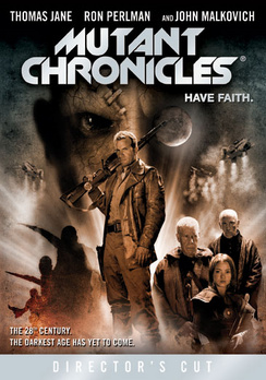 Mutant Chronicles - Widescreen - DVD - Used