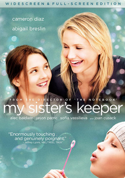 My Sister's Keeper - DVD - Used