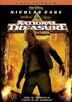 National Treasure - Full Screen - DVD - Used
