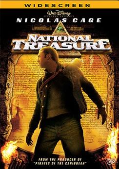 National Treasure - Widescreen - DVD - Used