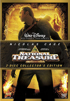 National Treasure - Special Edition - DVD - Used