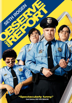 Observe and Report - DVD - Used