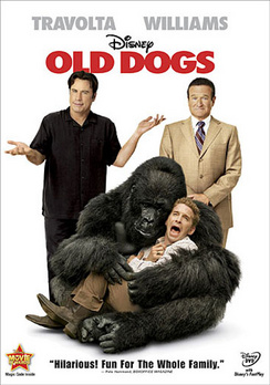 Old Dogs - Widescreen - DVD - Used