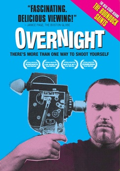 Overnight - DVD - Used