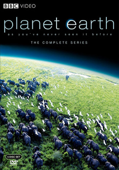 Planet Earth: The Complete Series - DVD - Used