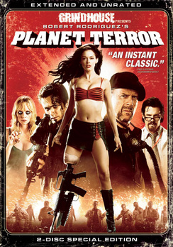 Planet Terror - Widescreen - DVD - Used