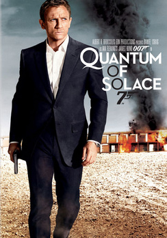Quantum of Solace - Widescreen - DVD - Used