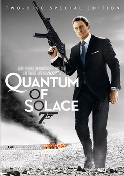Quantum of Solace - Special Edition - DVD - Used
