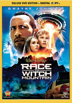 Race to Witch Mountain - Deluxe Edition - DVD - Used