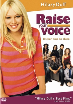 Raise Your Voice - DVD - Used
