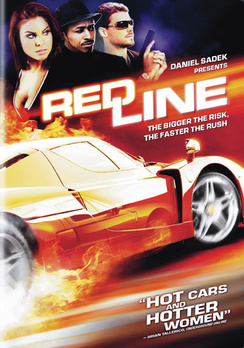 Redline - Widescreen - DVD - Used