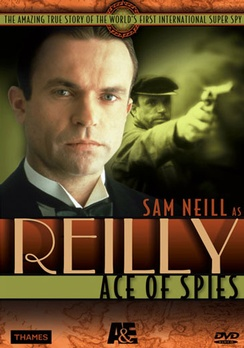 Reilly: Ace of Spies - DVD - Used