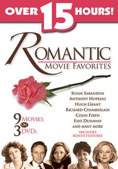Romantic Movie Favorites - Set - DVD - Used