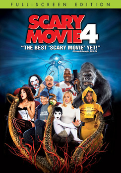 Scary Movie 4 - Full Screen - DVD - Used