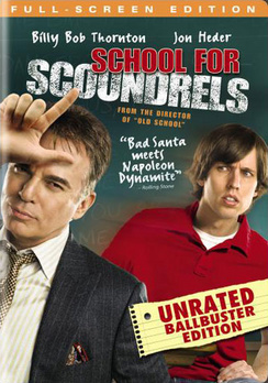 School for Scoundrels - Full Screen Unrated - DVD - Used