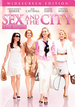 Sex and the City - Widescreen - DVD - Used