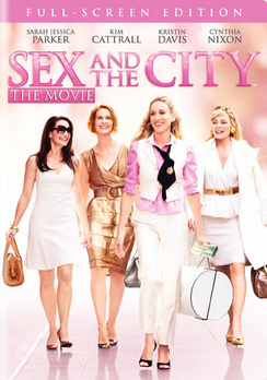 Sex and the City - Full Screen - DVD - Used